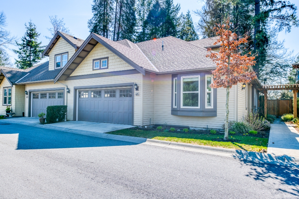 JUST SOLD! #46 9235 McBride Street, Fort Langley