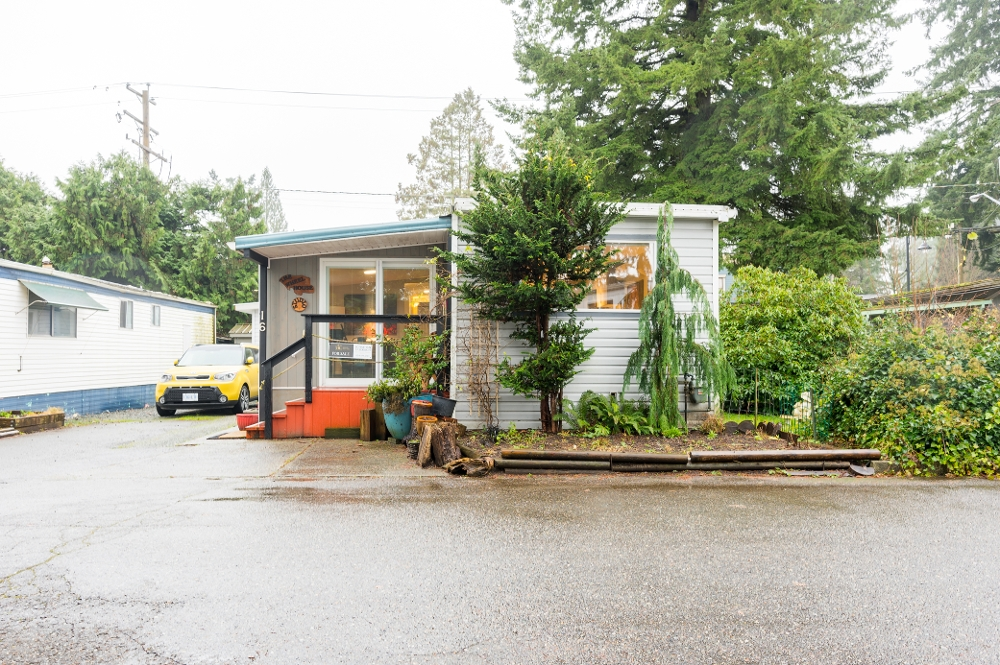 #16 23155 96 ave - Lombardy Park, Fort Langley